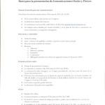 Normas comunicacines 001